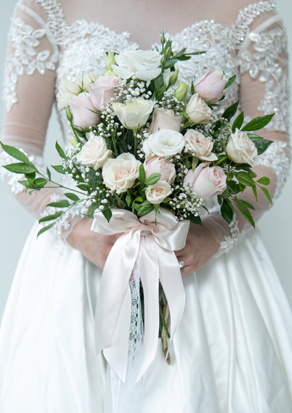 Bridal Bouquet - Heidi