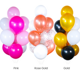 Happy Balloon Bunch