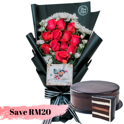Mojave Chocolate Indulgence Cake Bundle