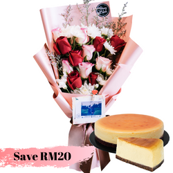 Jolivia New York Cheese Cake Bundle