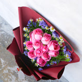 Valentine's Bunch - Blushing Pink