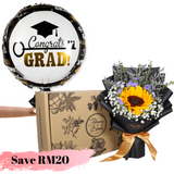 Mini Sunflower Graduation Bundle