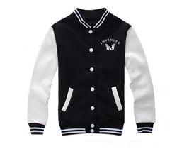 INFINITE Be Back Member Baseball Jacket - Kpop Shop Co.