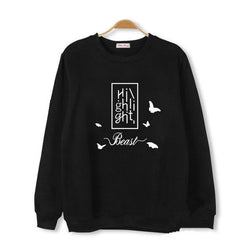 B2ST BEAST Highlight Sweater - Kpop Shop Co.