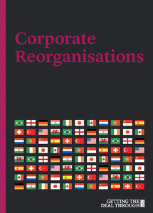 Corporate Reorganisations 2019