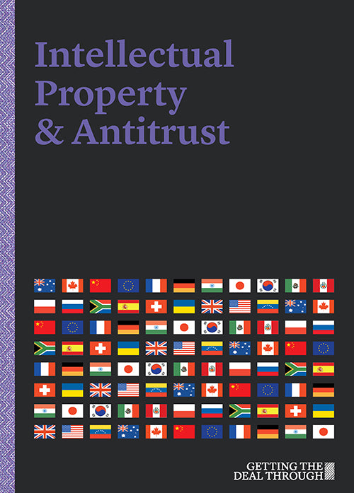 Intellectual Property & Antitrust 2019