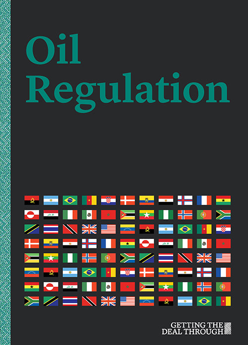 Oil Regulation 2019