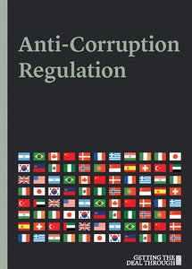 Anti-Corruption Regulation 2019