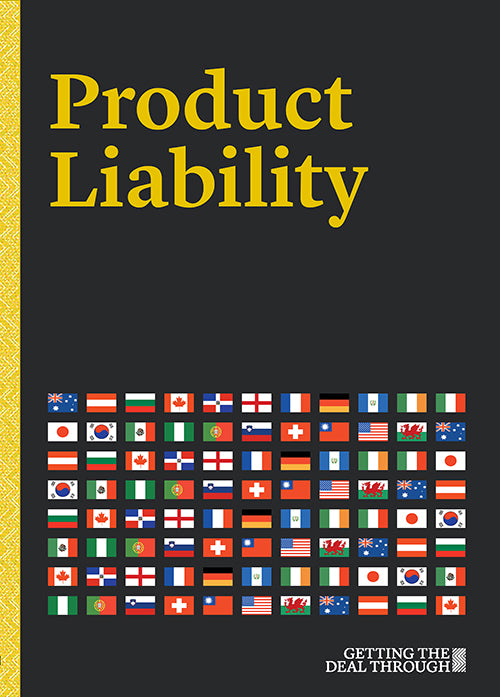 Product Liability 2019