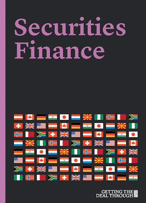 Securities Finance 2019