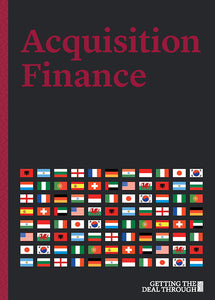 Acquisition Finance 2019
