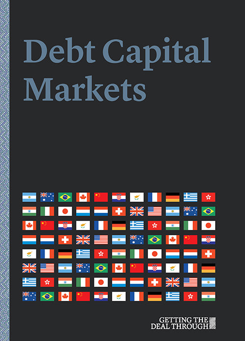 Debt Capital Markets 2019