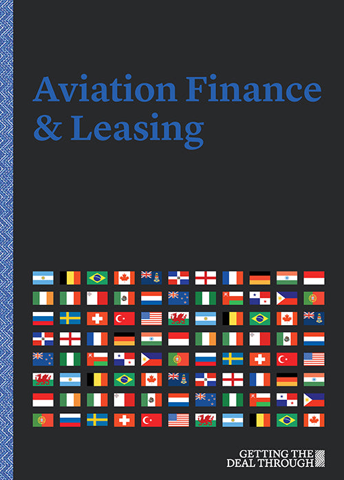 Aviation Finance & Leasing 2019