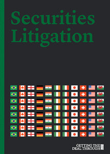 Securities Litigation 2019
