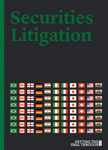 Securities Litigation 2016