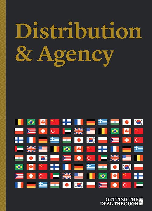 Distribution & Agency 2016