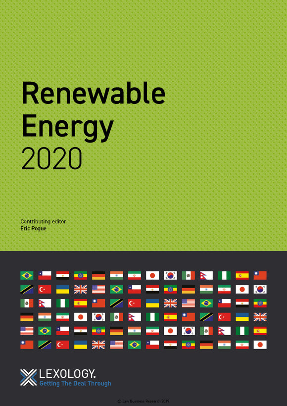 Renewable Energy 2020
