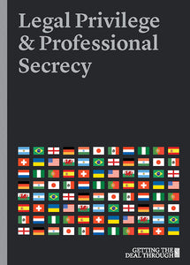 Legal Privilege & Professional Secrecy 2019