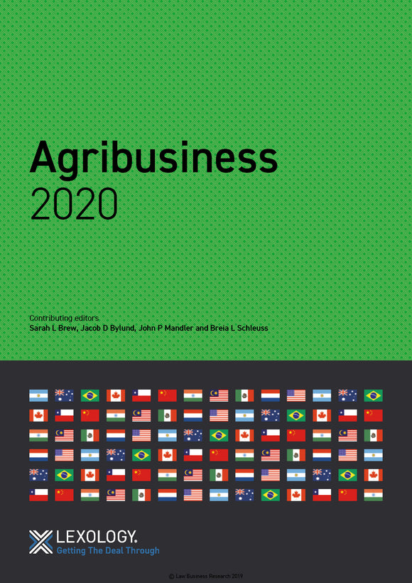 Agribusiness 2020