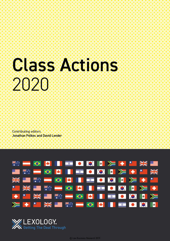Class Actions 2020