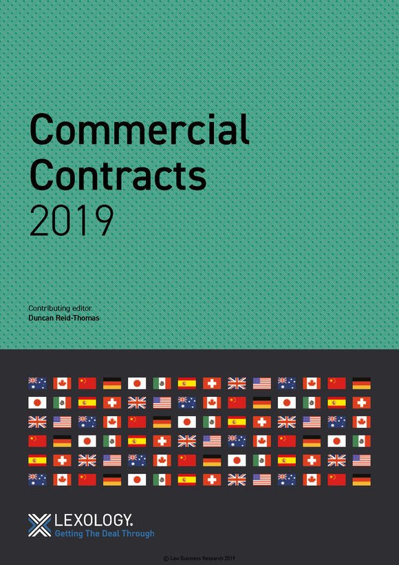 Commercial Contracts 2019