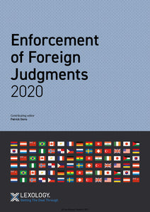 Enforcement of Foreign Judgments 2020