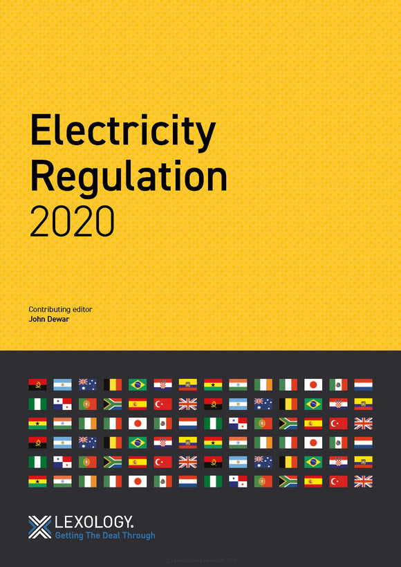 Electricity Regulation 2020