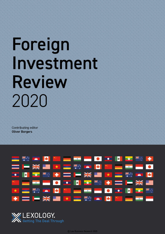 Foreign Investment Review 2020