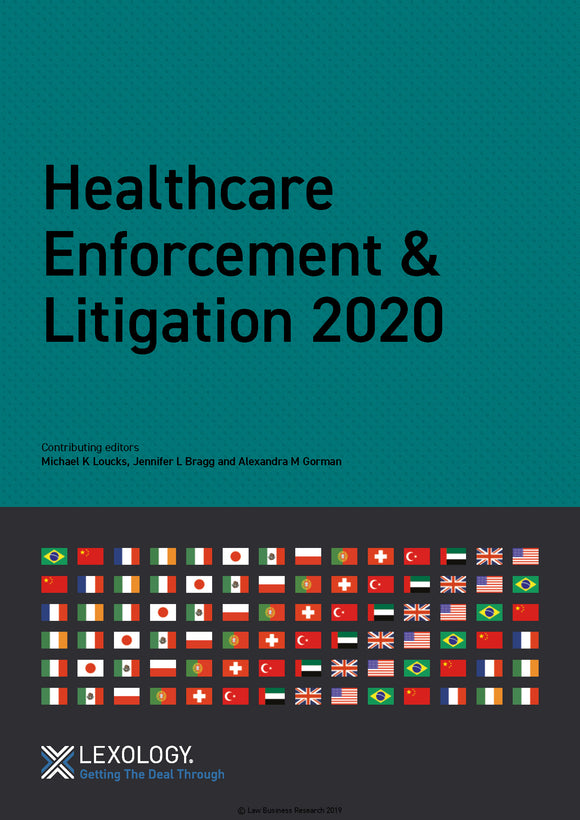 Healthcare Enforcement & Litigation 2020