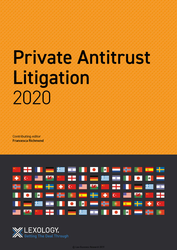 Private Antitrust Litigation 2020