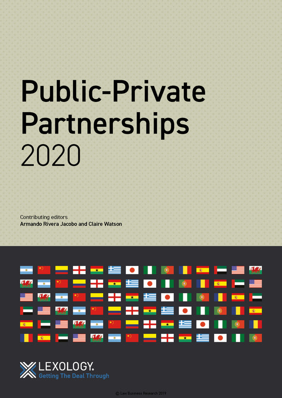Public Private Partnerships 2020