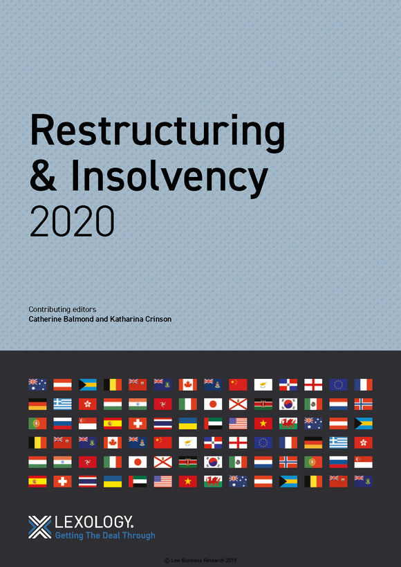 Restructuring & Insolvency 2020