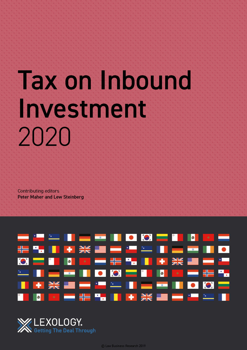 2020 New Tax Laws.Tax On Inbound Investment 2020