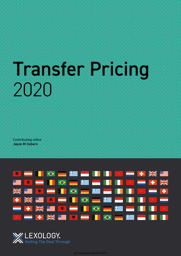 Transfer Pricing 2020