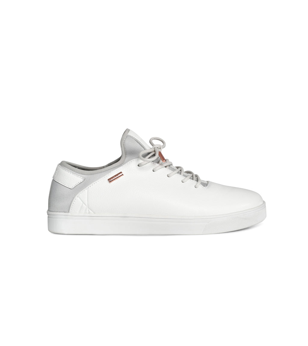 Barbasso WR Leather Cloud White