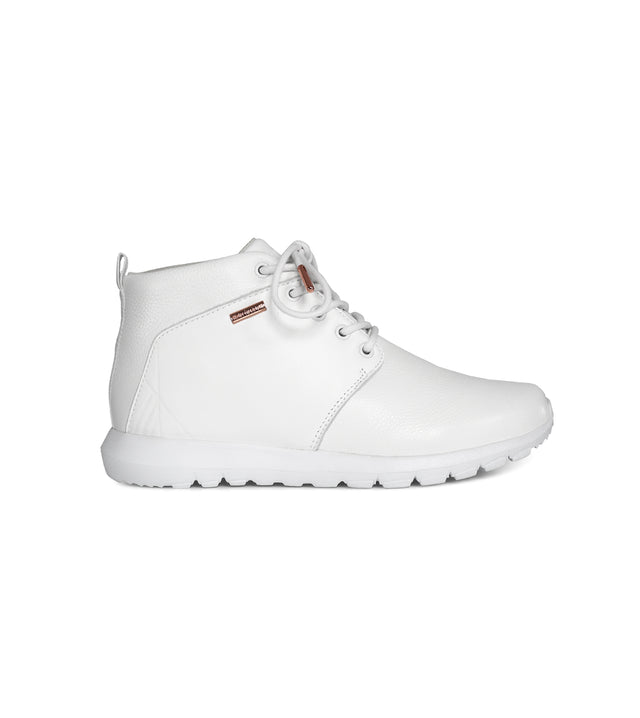 Madla WR Leather Cloud White