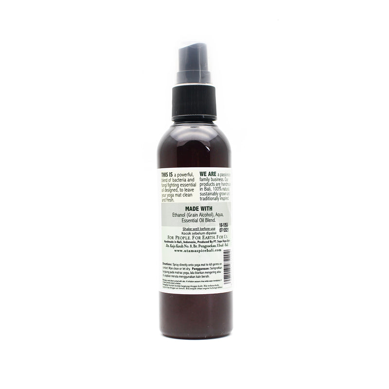 Utama Spice Supa Dupa Yoga Mat Spray - Rangoon Singapore