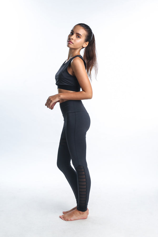 Niki Mesh Leggings