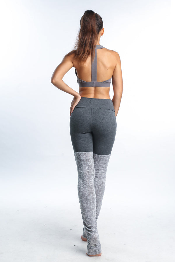 Belle Warmers legging in Grey