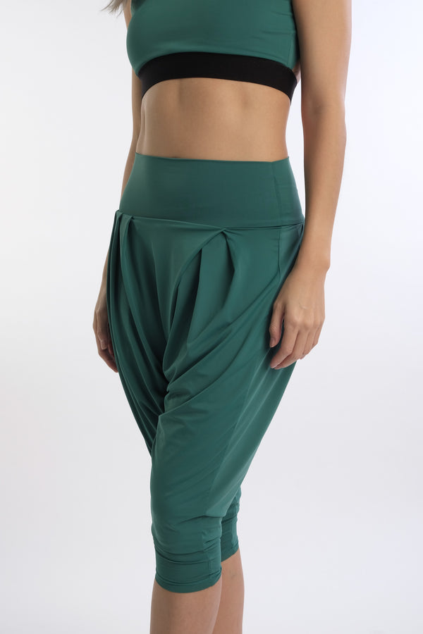Ella Vibe&Flow Pant in Green