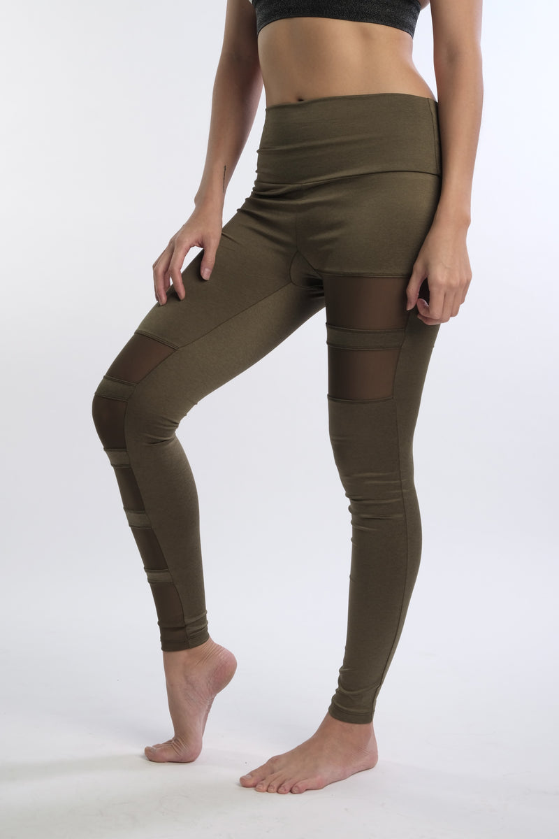 Masha Panel Legging - Rangoon Singapore