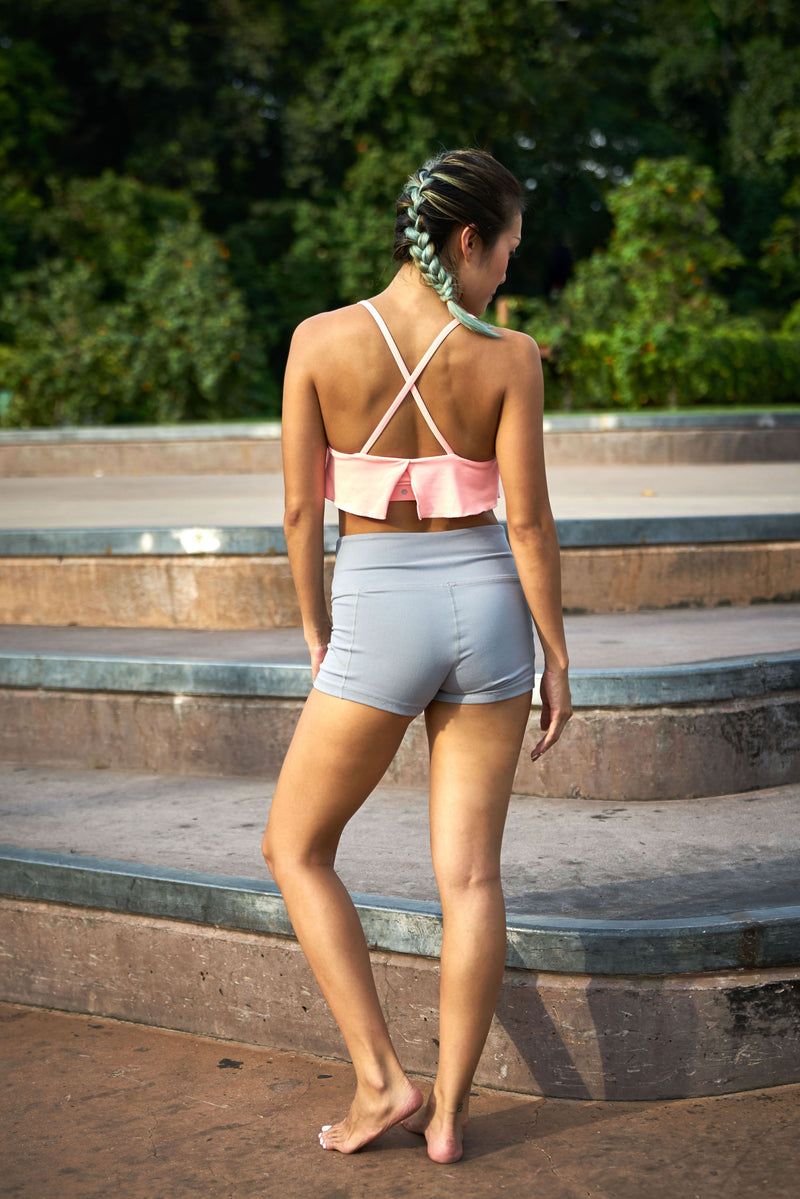 Cali Stretch Short - Rangoon Singapore