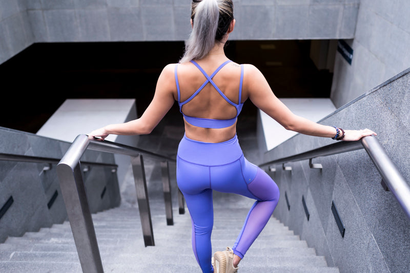 Portia Legging in Violet