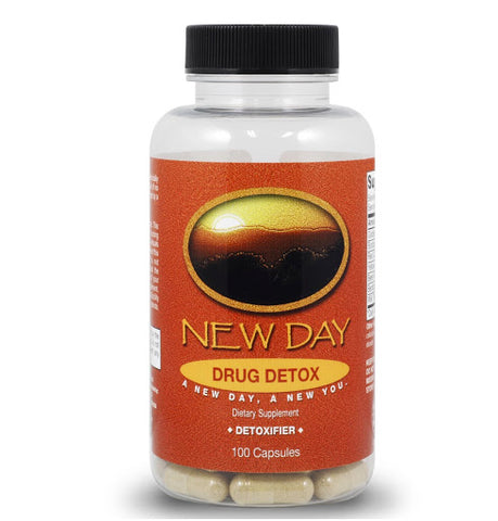 New Day Health Drug Detox Product