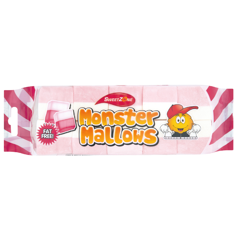 SweetZone Monster Mallows 170g-Sweets-Mullaco Online