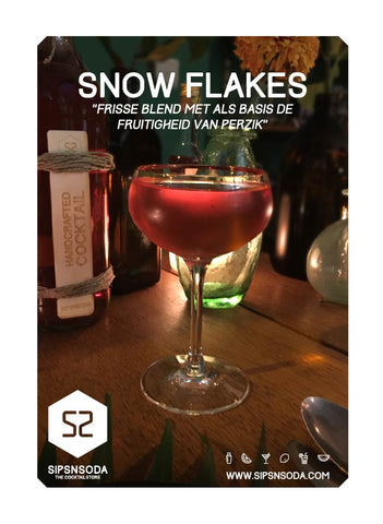 SNOW FLAKES GIFT PACK