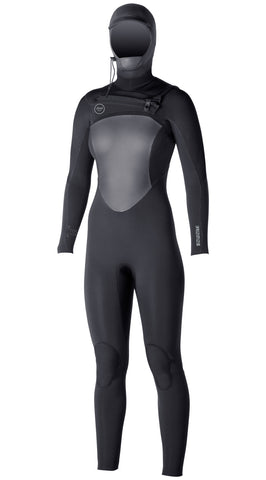 WOMEN'S INFINITI TDC HOODED FULLSUIT 5/4