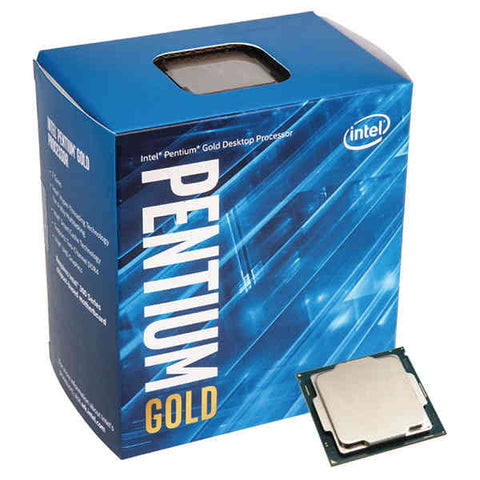 INTEL BX80684G5400 PROCESADOR PENTIUM G5400 COFFEE LAKE 3.7 GHZ3MO LGA1151