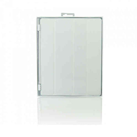 3GO SMCGT02  TABLET CASES COVER, WHITE, MICROFIBRE, RUBBER, APPLE, APPLE IPAD, DUST RESISTANT, SCRATCH RESISTANT