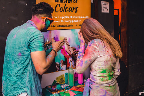 Ministry of Colours - Leeds Indian Student Association